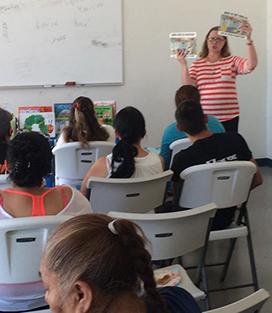 Parent Read Aloud Workshop