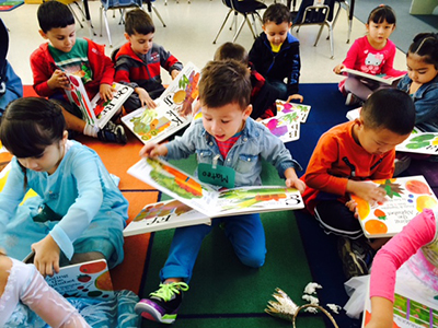 The Early Literacy Readiness Project